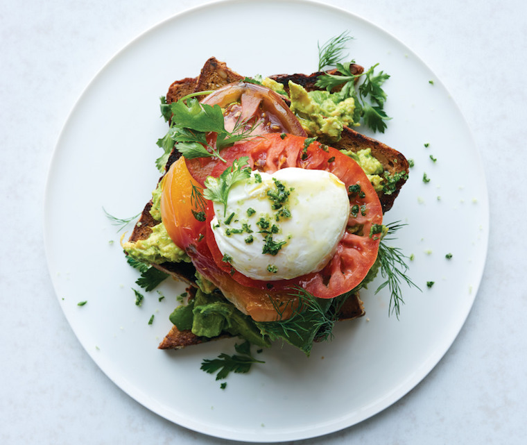 Ph: Egg Shop: The Cookbook