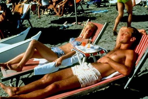 Ph: The Talented Mr. Ripley with Gwyneth Paltrow and Jude Law