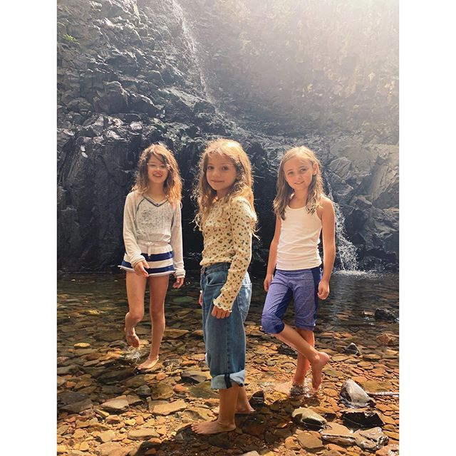 Might need their own tv show?! #reunited #girlsrule #hemlockfalls 💦