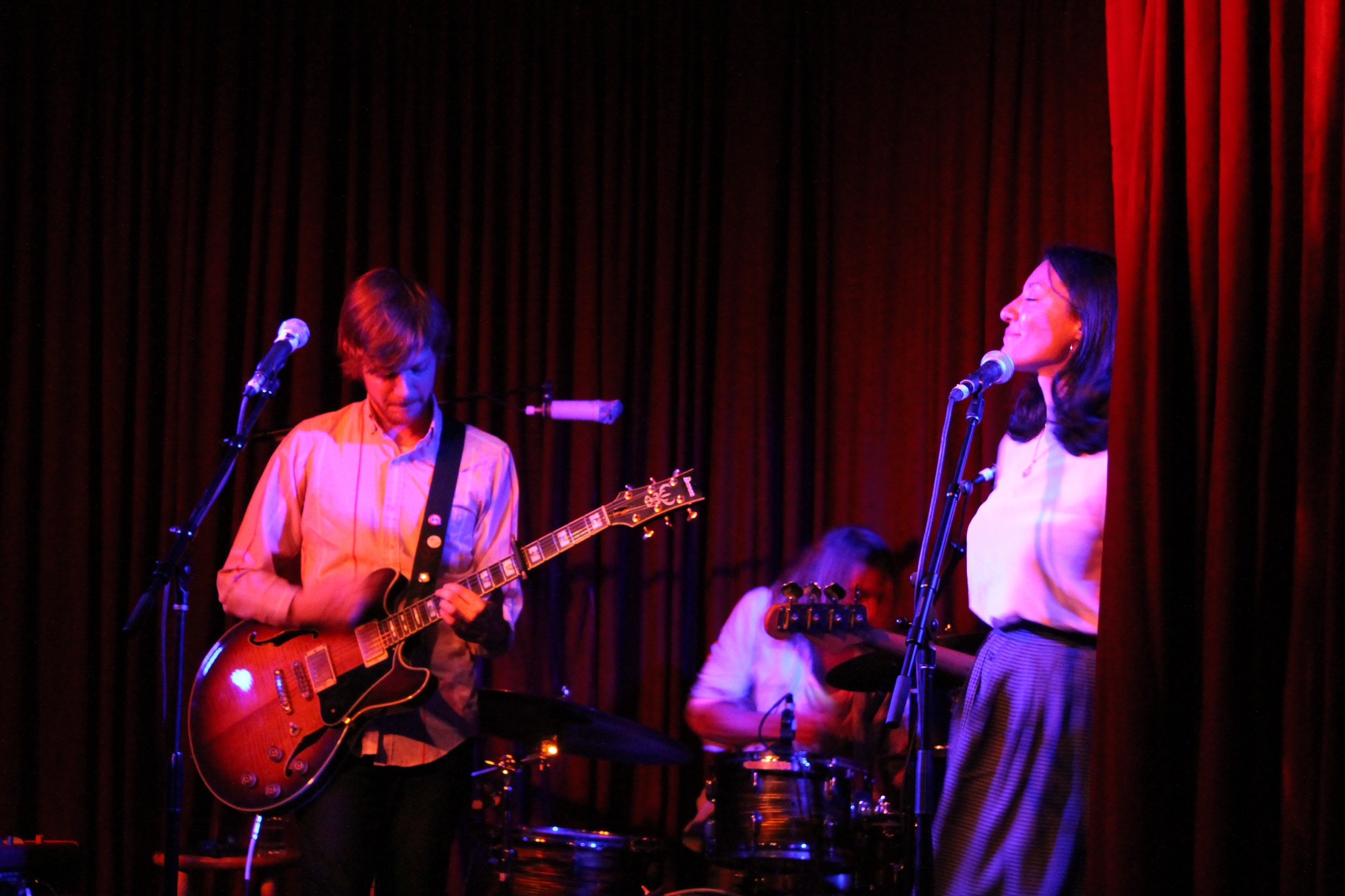 """with Jessalyn Brooks, from the """"Footnote"""" album release, Hotel Cafe March 2015"""