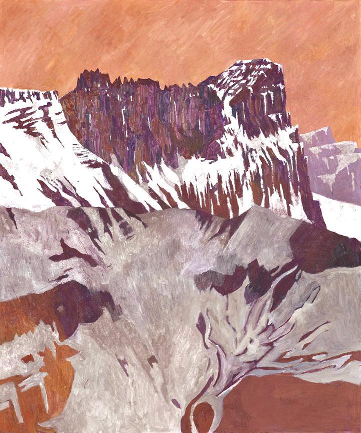 James Shay.Mt. Gould,  50x42. 2013.jpg