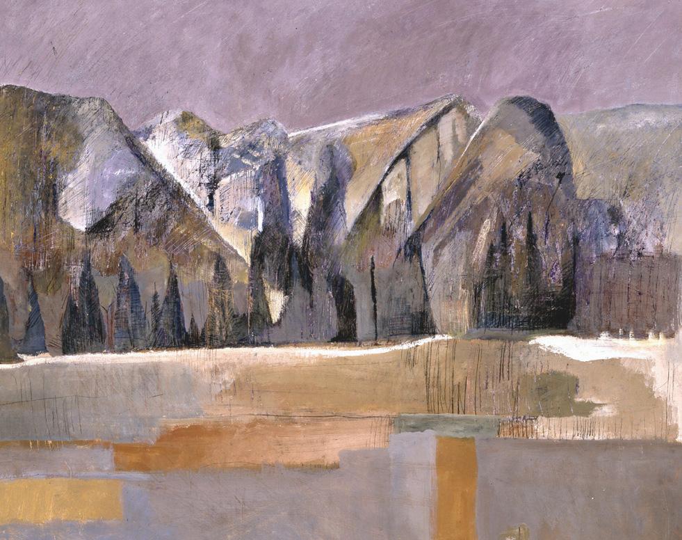 James Shay.Yosemite Meadow, 43x49. 2004.jpg