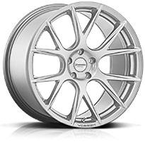 Vossen VFS6 Silver Metallic