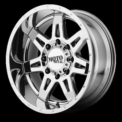 Moto Metal MO975 Chrome