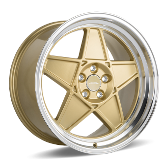 SL-5   C917   |   Matte Center Gold Shining Machine   Lip