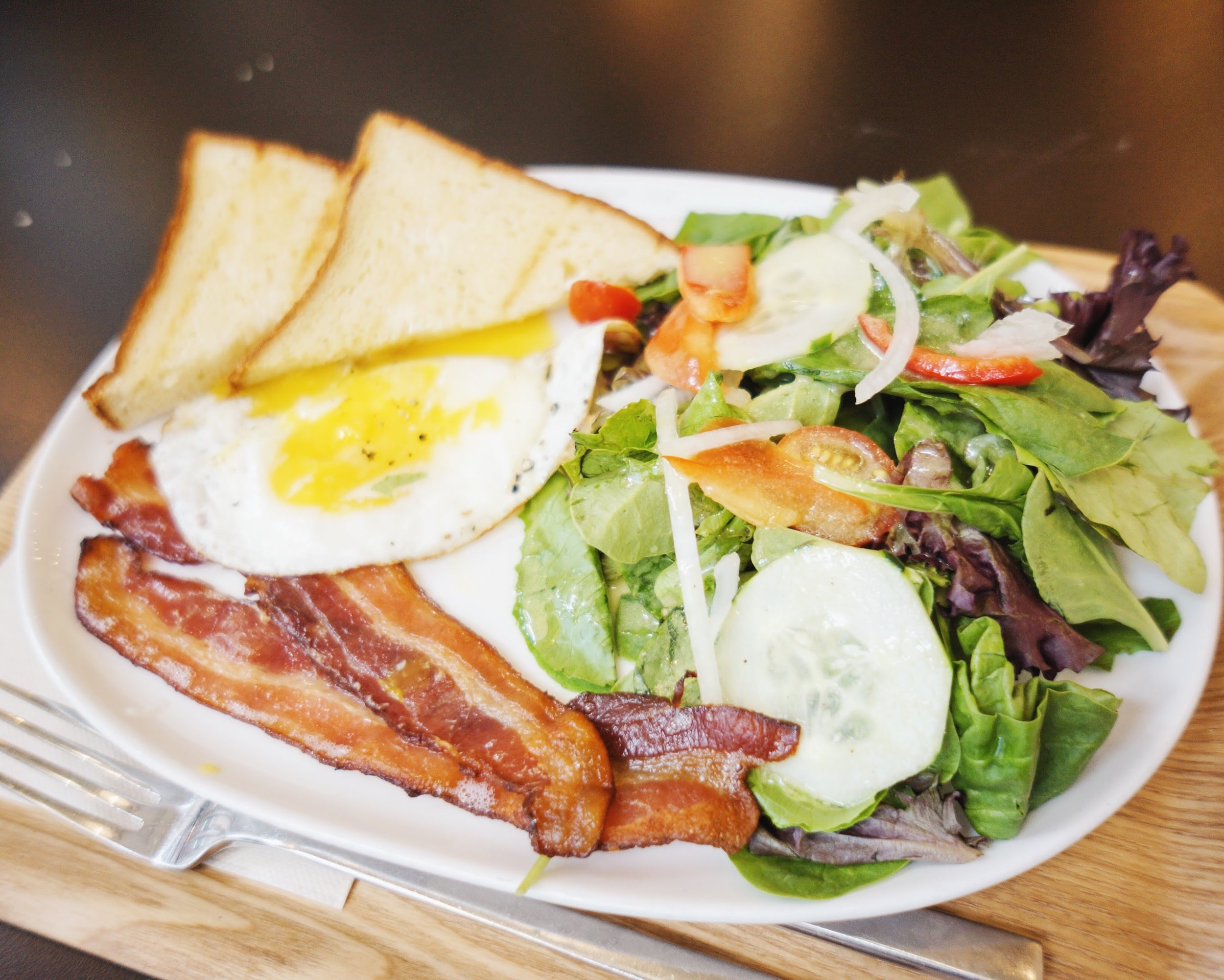 Breakfast special - simple and delicious