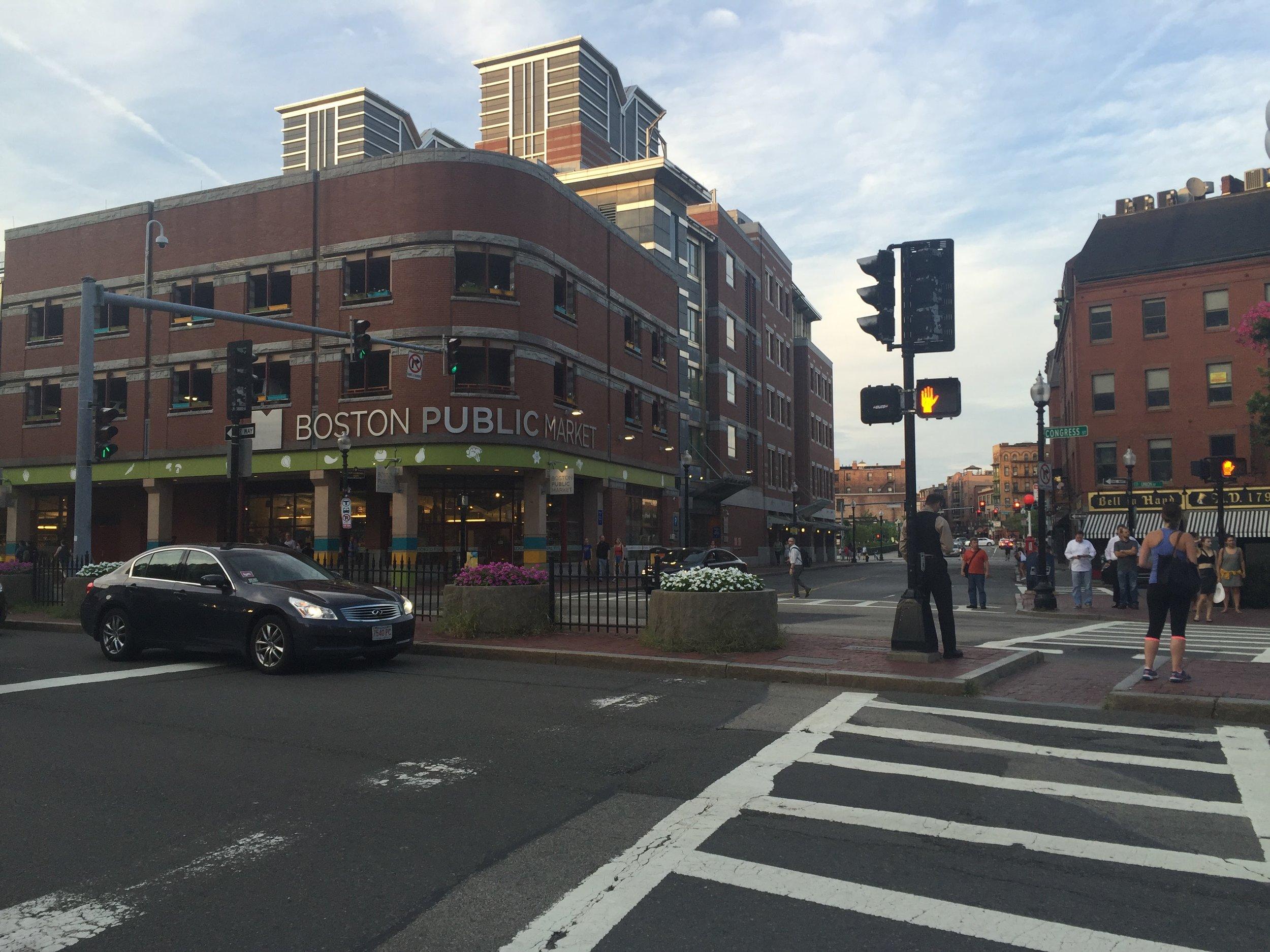 Boston Public Market - North End