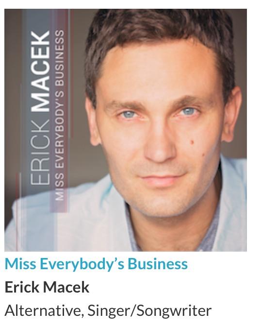 Erick Macek New Single.jpg