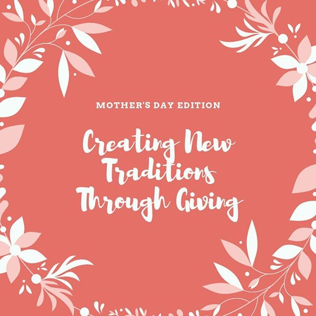 Motivation for giving is personal. We might give to honor a loved one, to connect with a cause that hits our core, or because we simply connect with someone. And sometimes...we give to ease our own pain.  A new blog post is up about how my family spent our first Mother's Day since losing my mom. Link is in bio. ❤️ • • • • • #mothersday #grief #mom #teachthemyoung #teachthemwell #kids #children #parenting #spreadlove #kindness #payitforward #actsofkindness #dogood #makeadiffefence