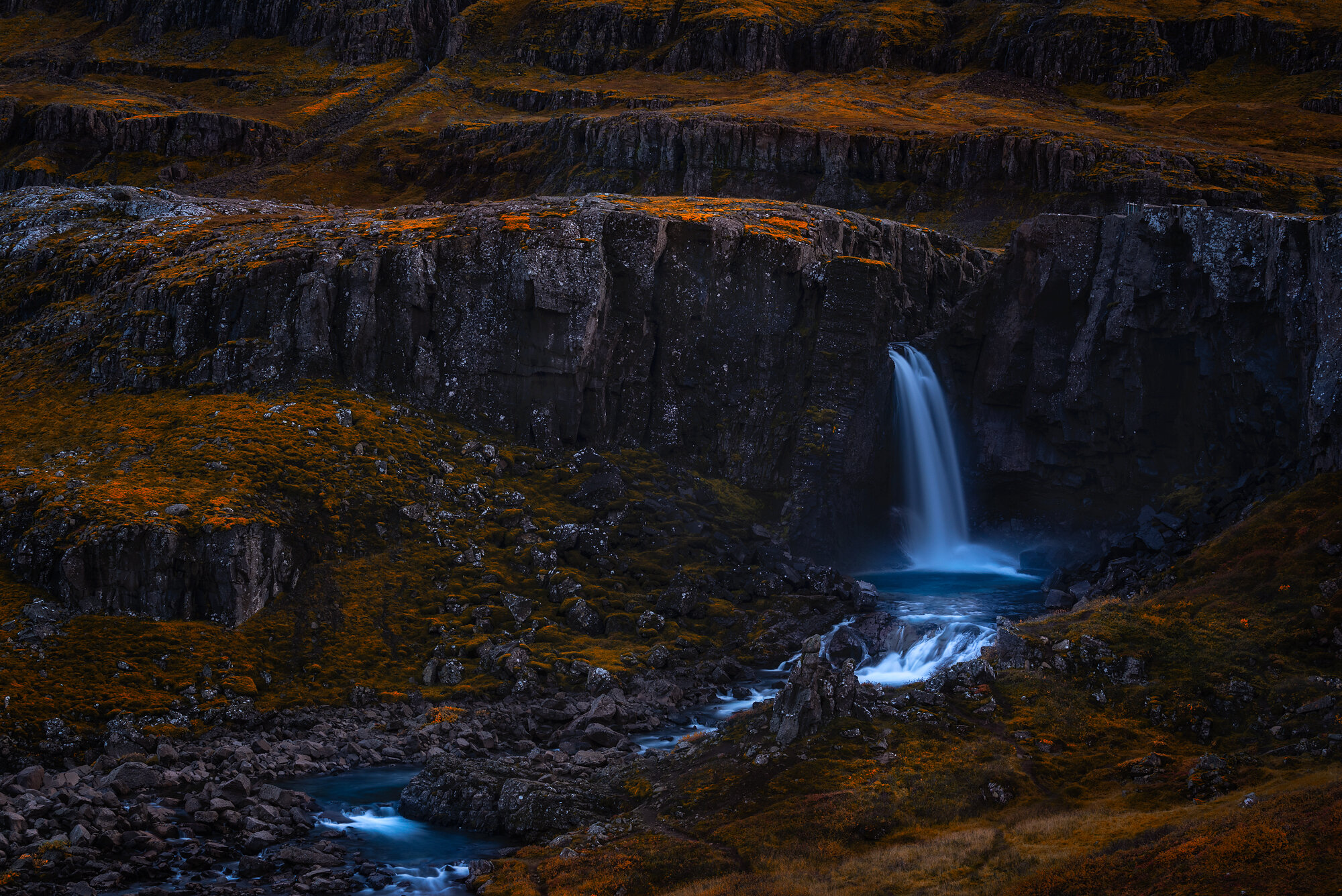 Iceland Landscape Photography: 'Oxi Pass'