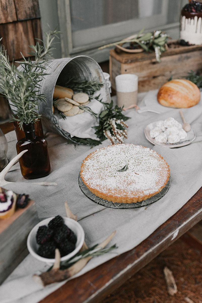 New Hampshire_Weekend Away Wedding Pastries