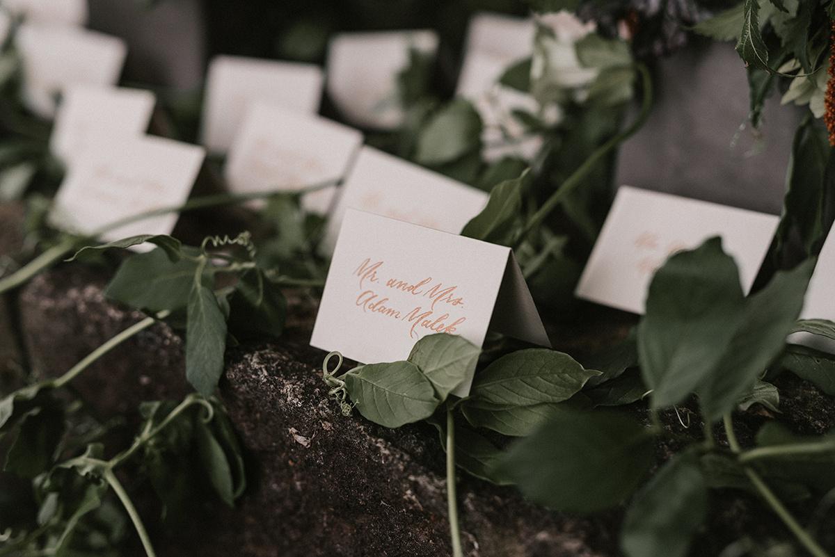 New Hampshire_Weekend Away Wedding Escort Cards