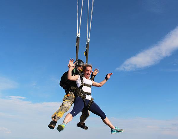 skydive cross keys tandem skydiving