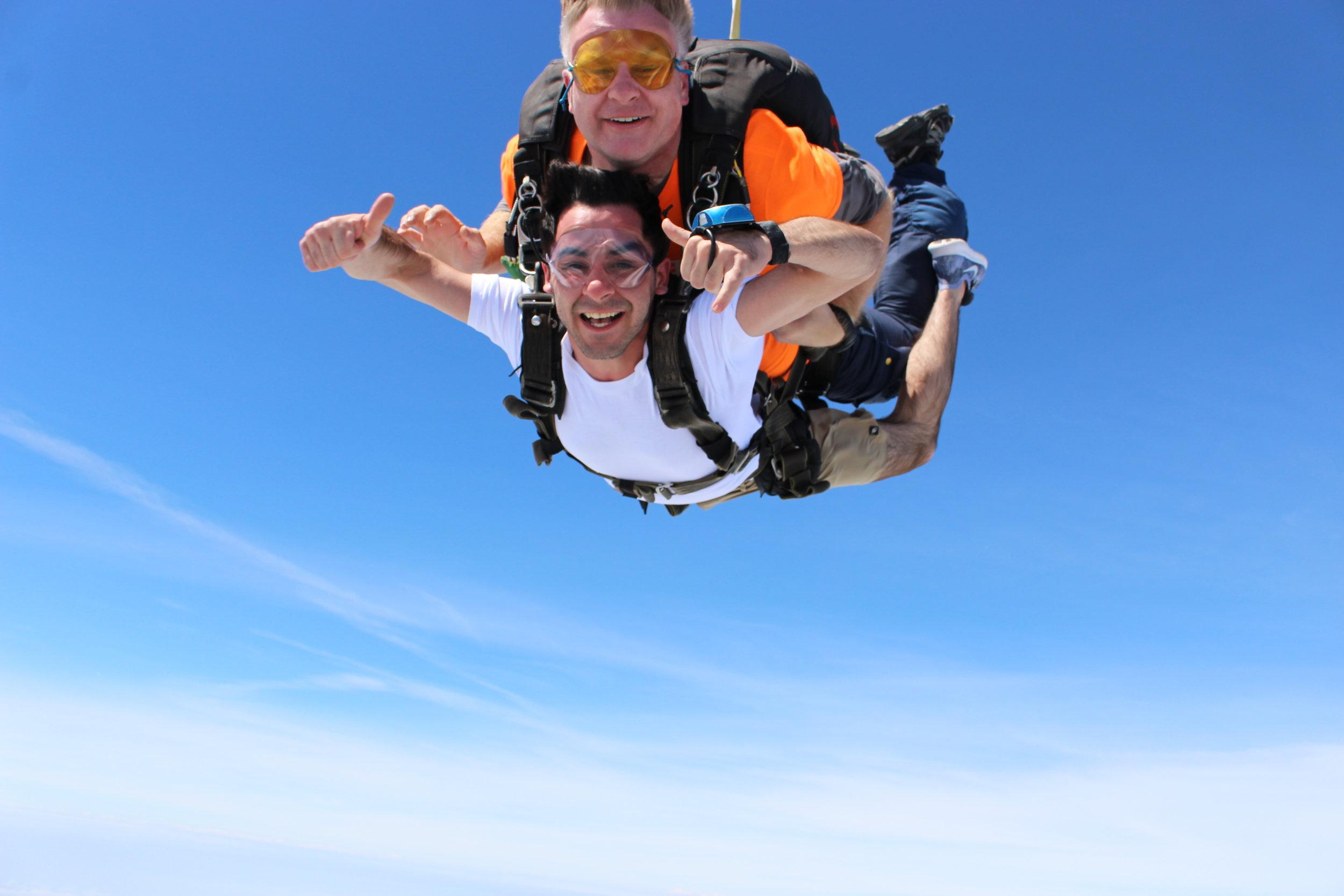 Tandem Skydiving Philadelphia 2017