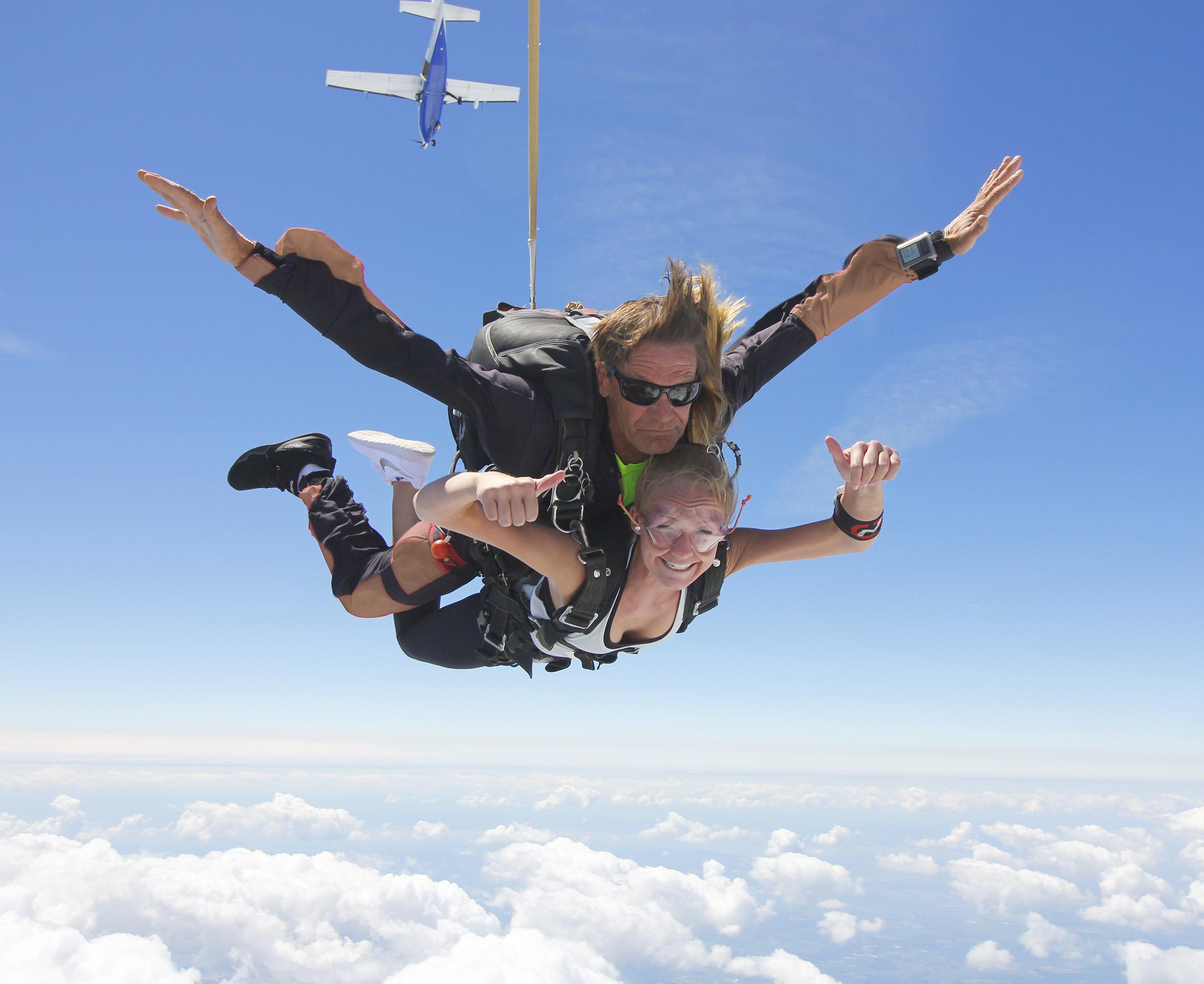 Skydiving in Philadelphia Cross Keys