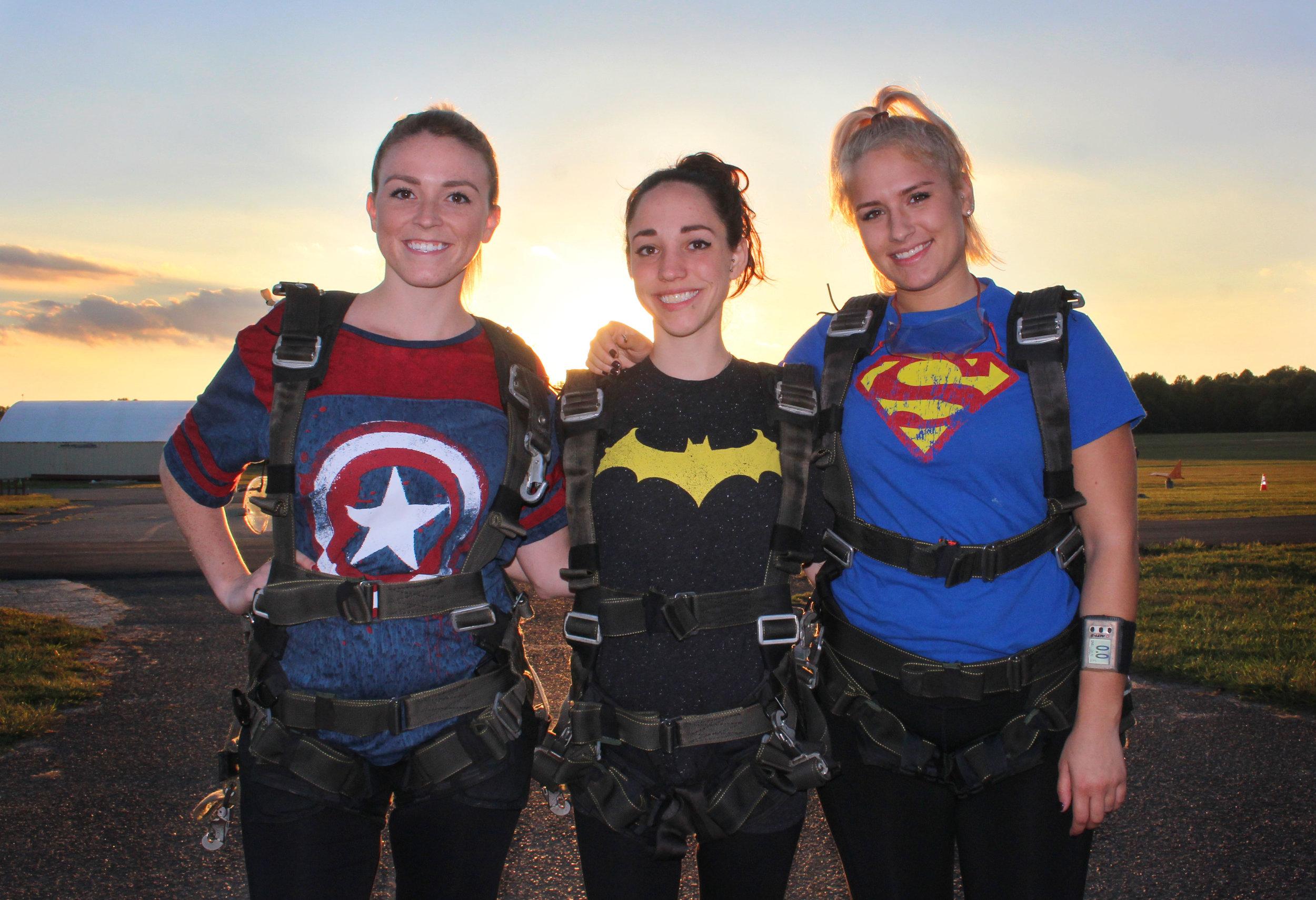 NJ Tandem Skydiving