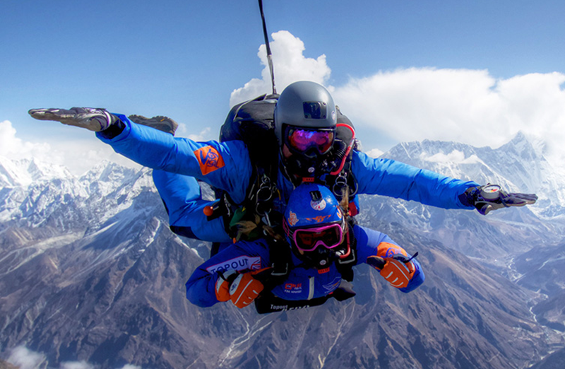 HALO Skydiving