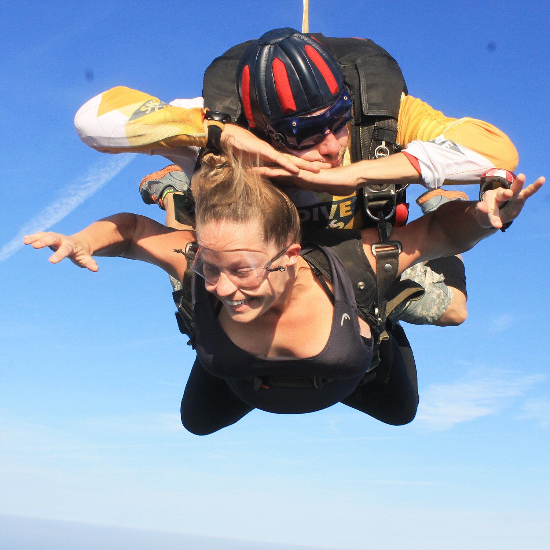 Tandem Skydiving Near Philadelphia | Skydive Cross Keys