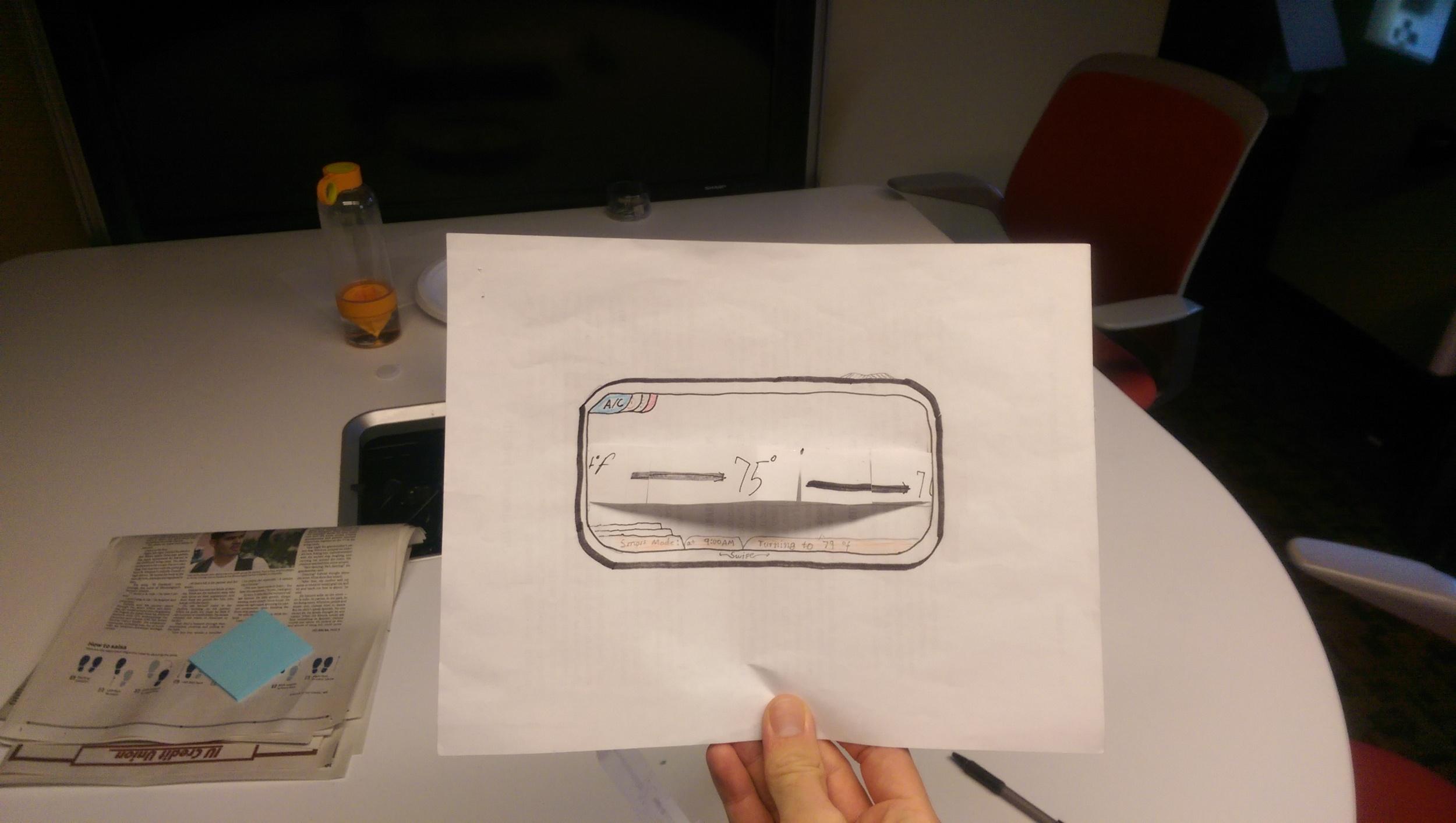 Paper Test Prototype