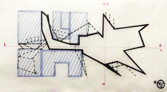 Ground Floor Plan Concept