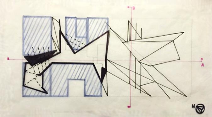 """""""Upper"""" Floor Plan Concept"""