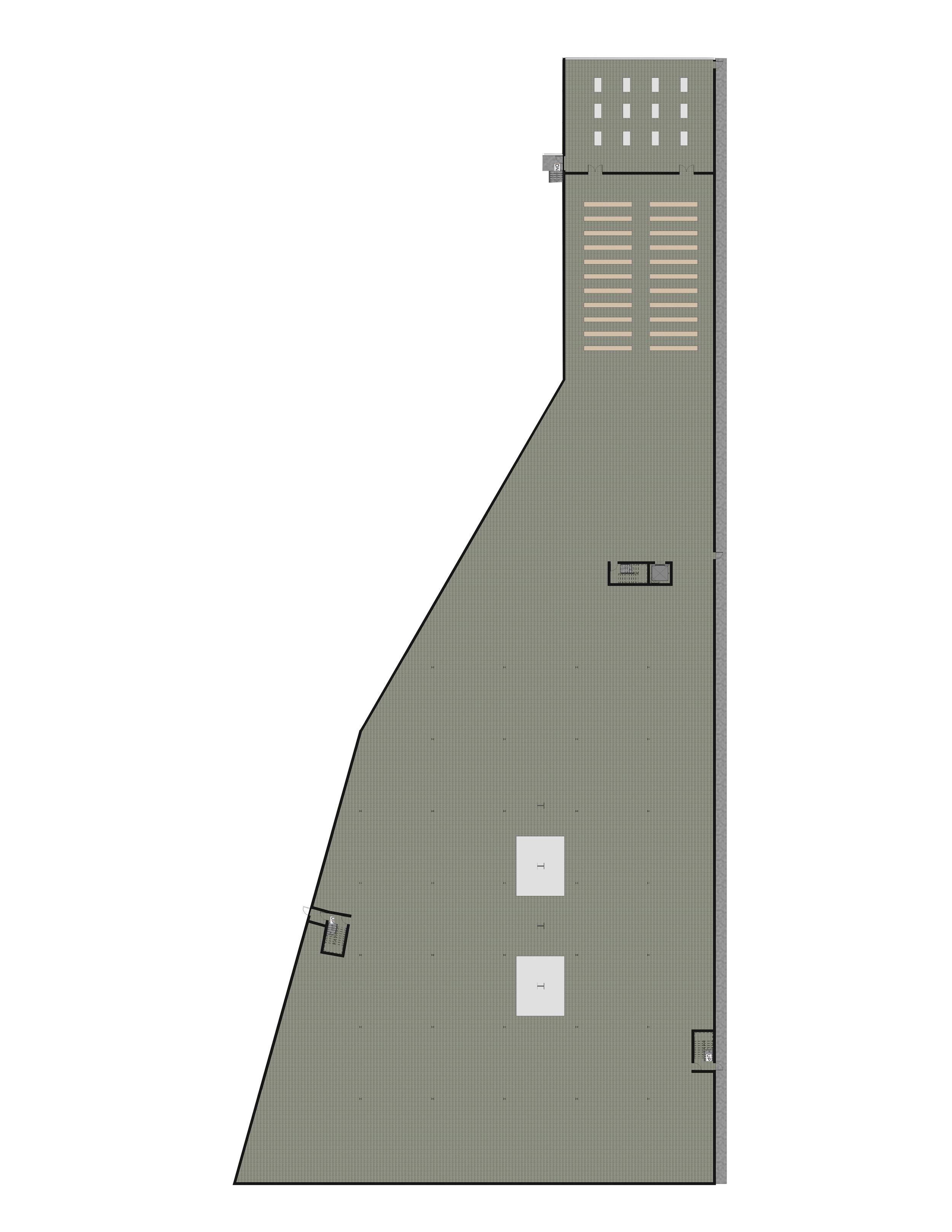 Manufacturing Ground Floor Plan