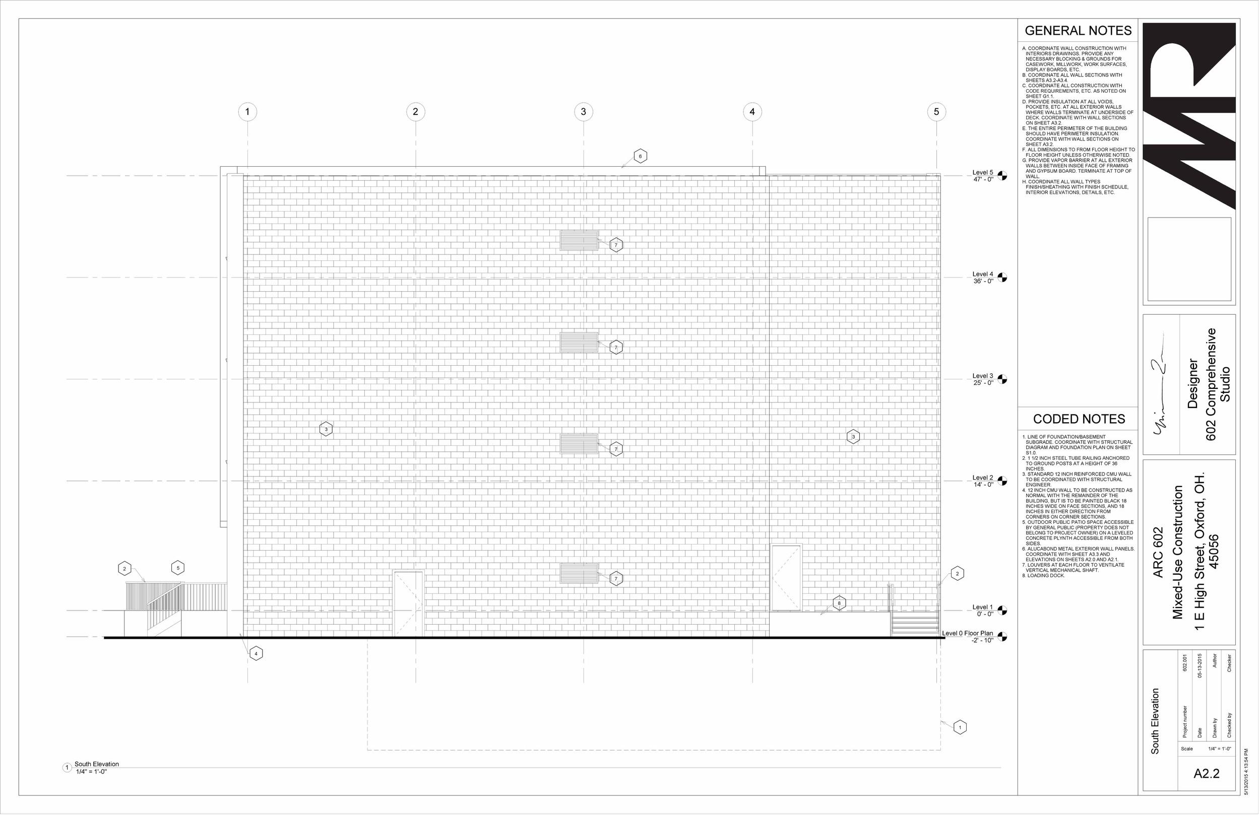 602 Studio - Sheet - A2-2 - South Elevation copy.jpg