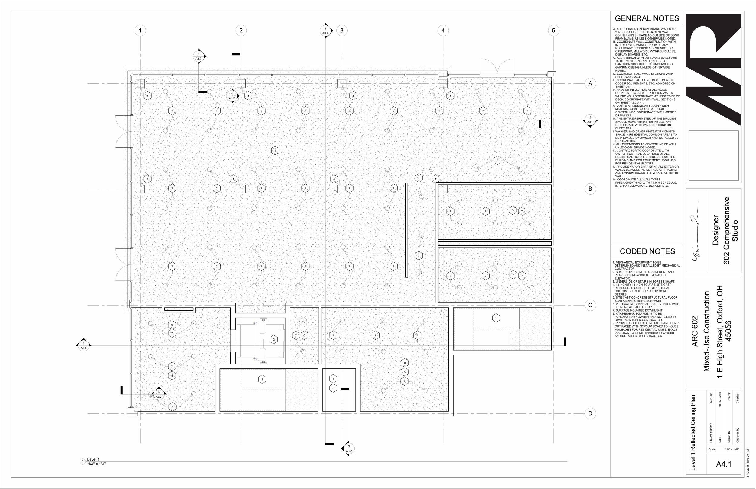 602 Studio - Sheet - A4-1 - Level 1 Reflected Ceiling Plan.jpg