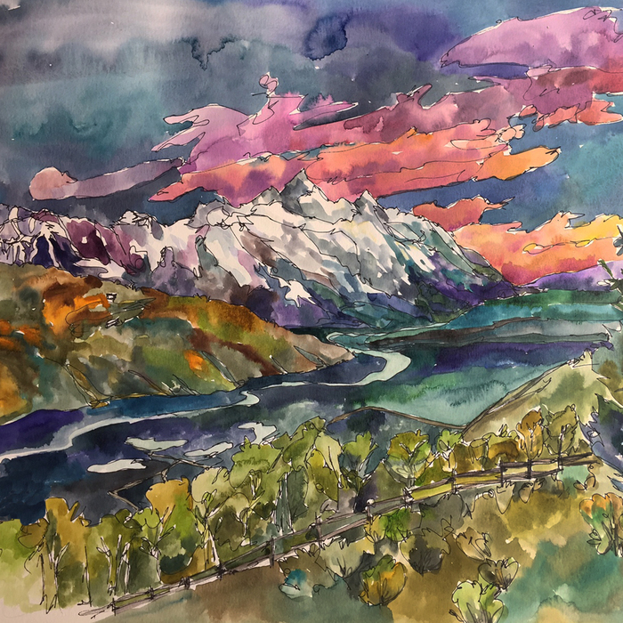 Amy Ringholz - Teton Waters