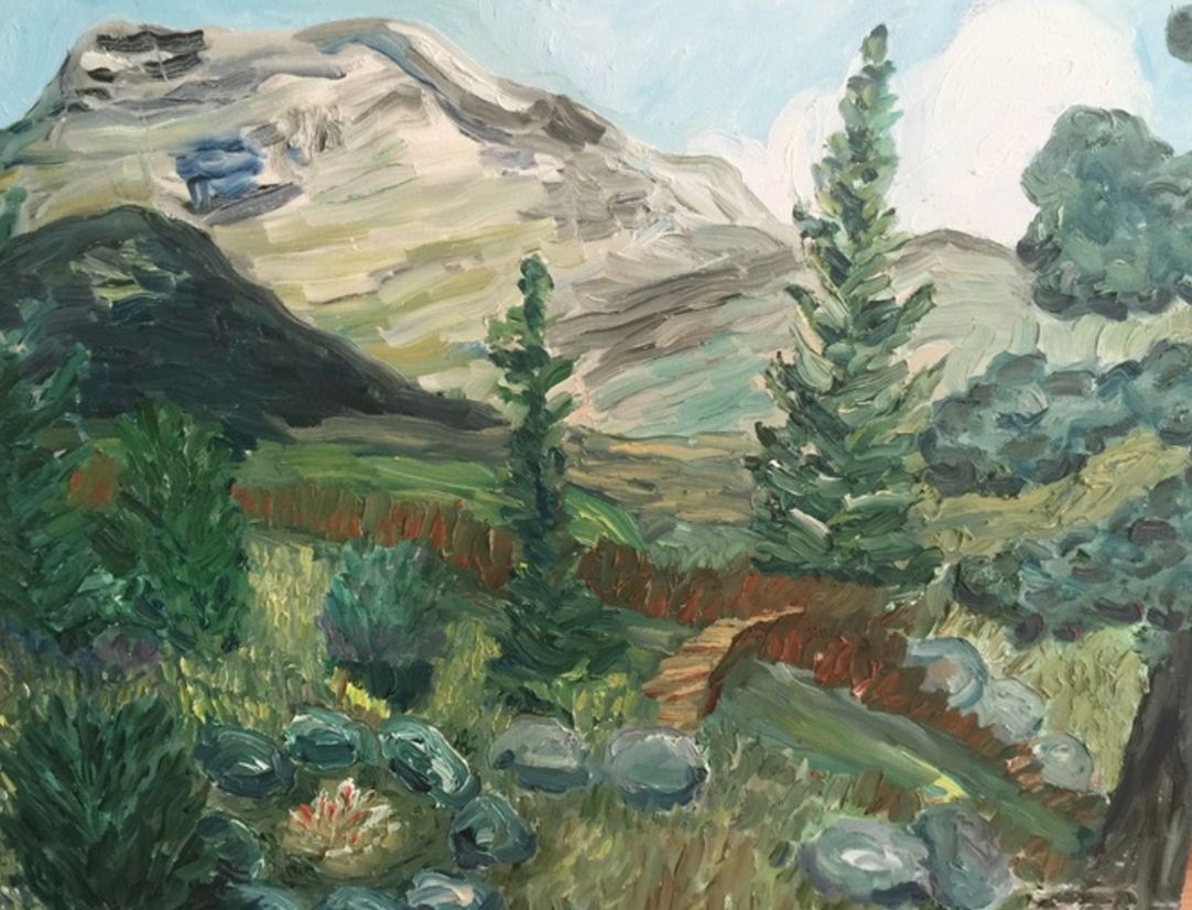 Carlyn Hunter - Cache Creek