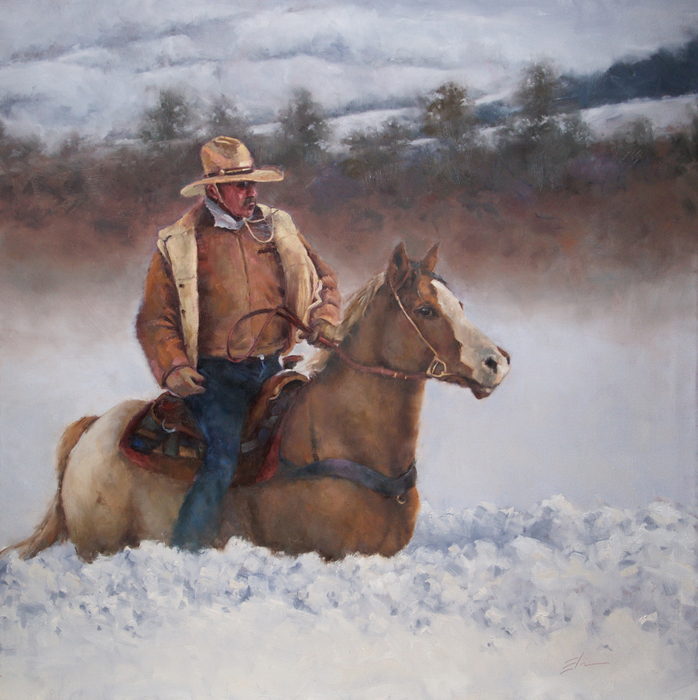 Elise Mahaffie - Winter Range