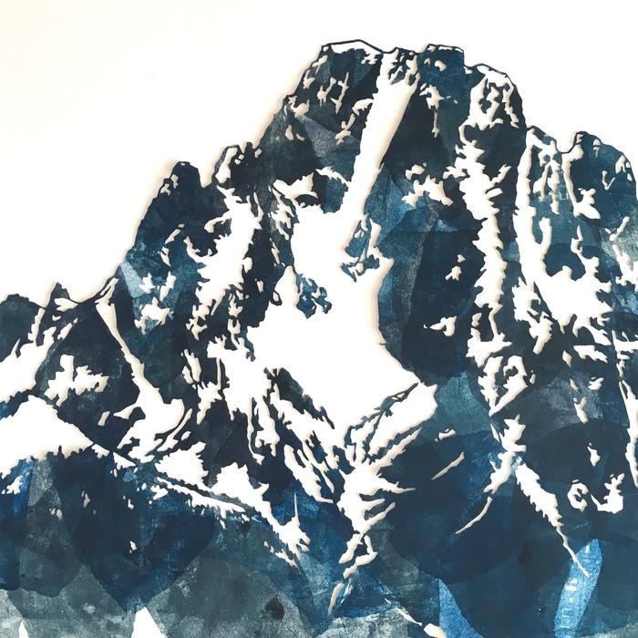 Robin Gleason - Mt. Moran