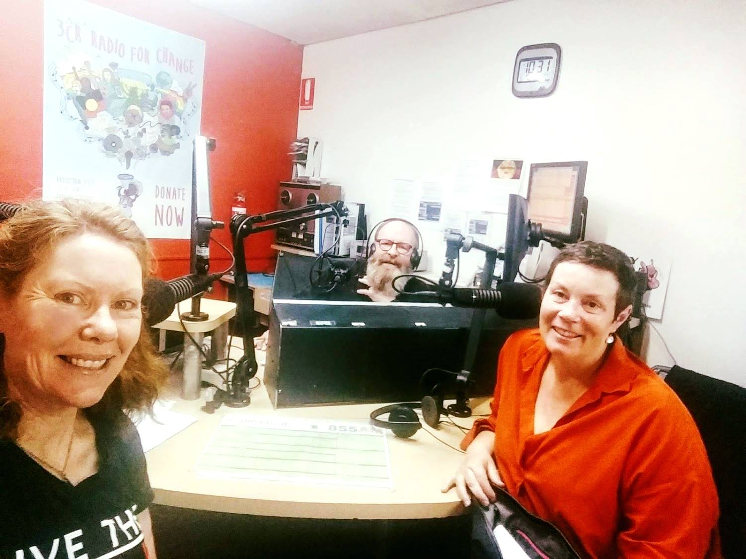 YarraBUG Radio Show - Listen to the YarraBUG Radio Show #494 from 10 am on Monday, 28 May featuring Gayle talking to Faith  and Val about WeCycle!Link to listen here.Enjoy!