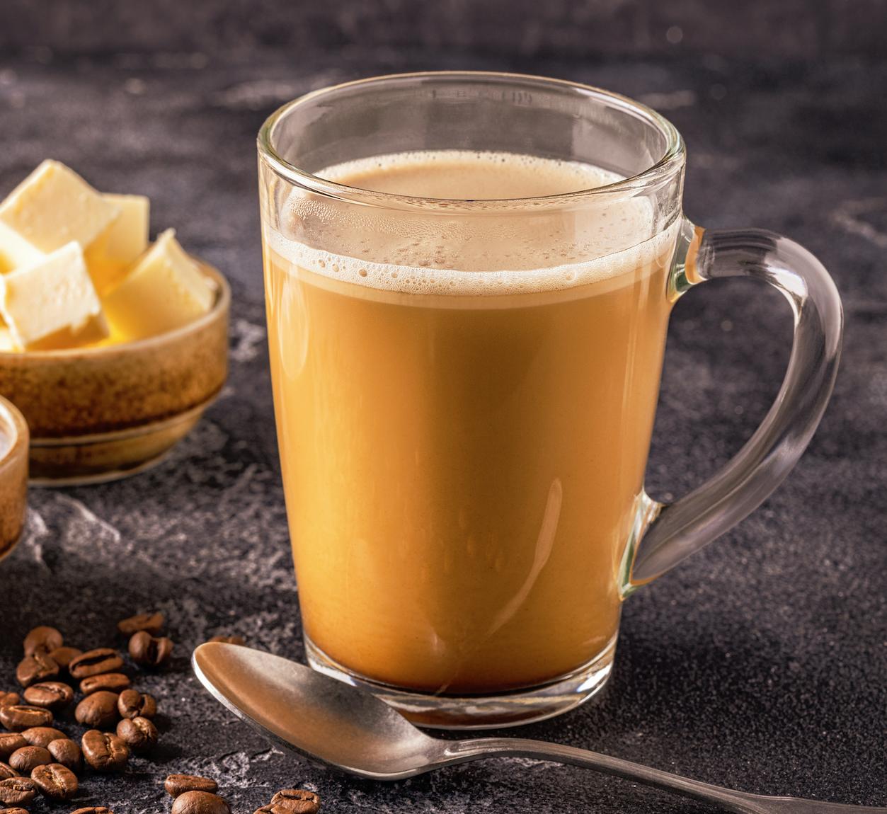 Ashwagandha & Dandelion Root Latte