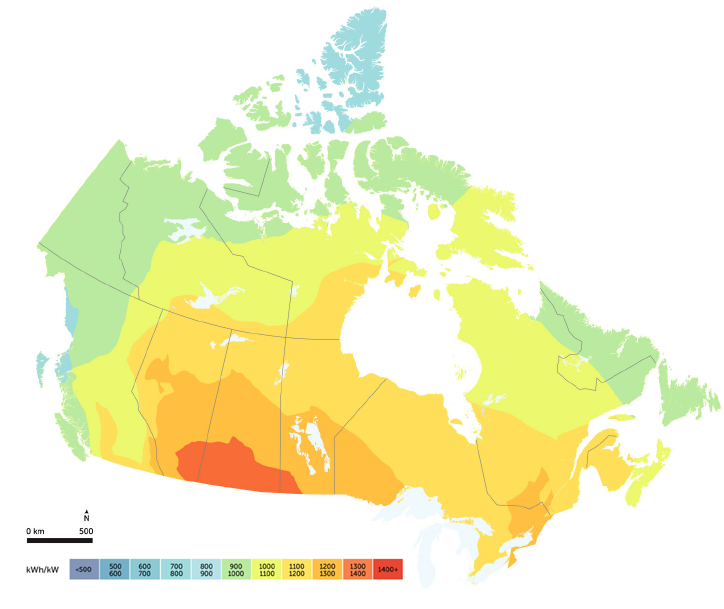 ideal climate - Saskatchewan enjoys higher levels of sunshine than anywhere else in Canada. Making our location perfect for greenhouse and outdoor growing