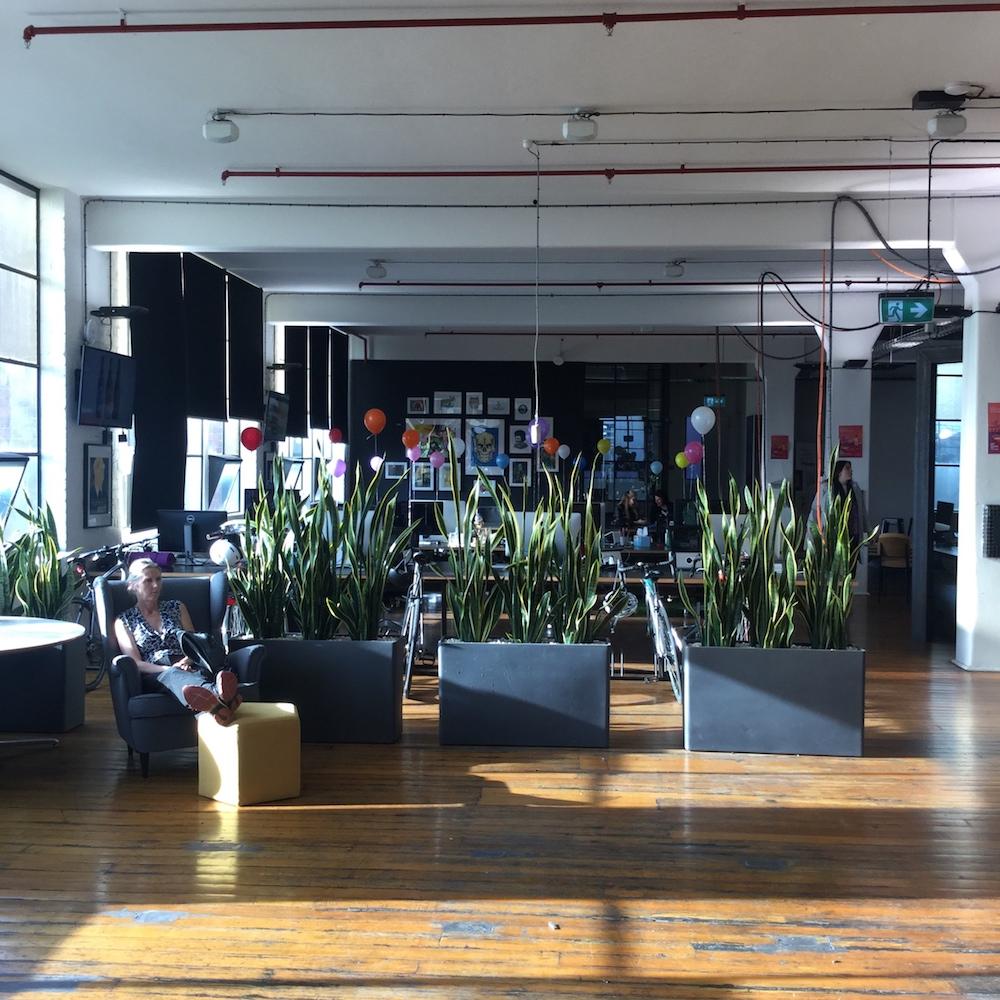 99designs –open office area