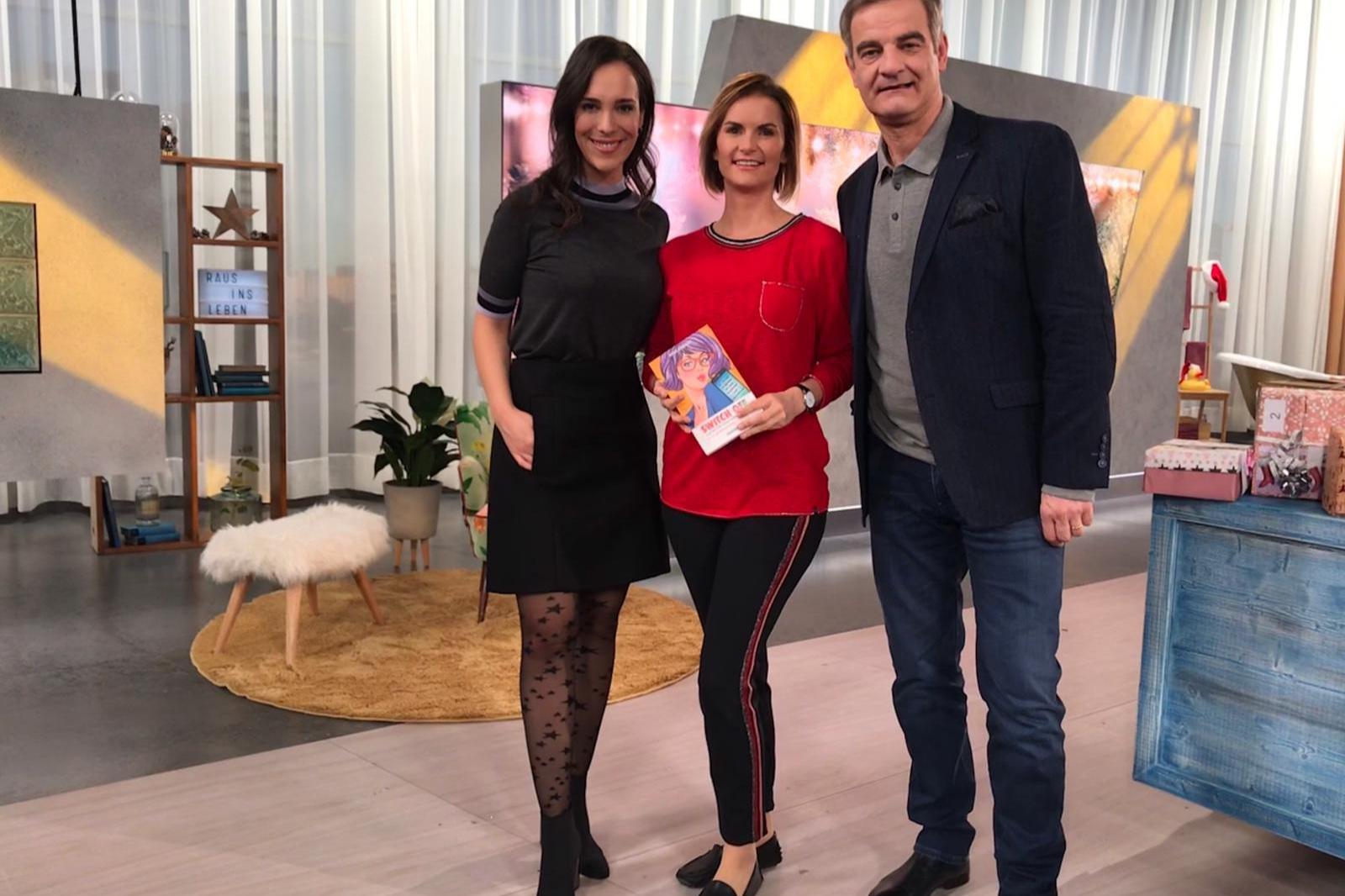 Live nach NeunDigital Detox Interview - 06. Dezember 2018 | Live nach Neun | Das Erste | WDRZum Beitrag