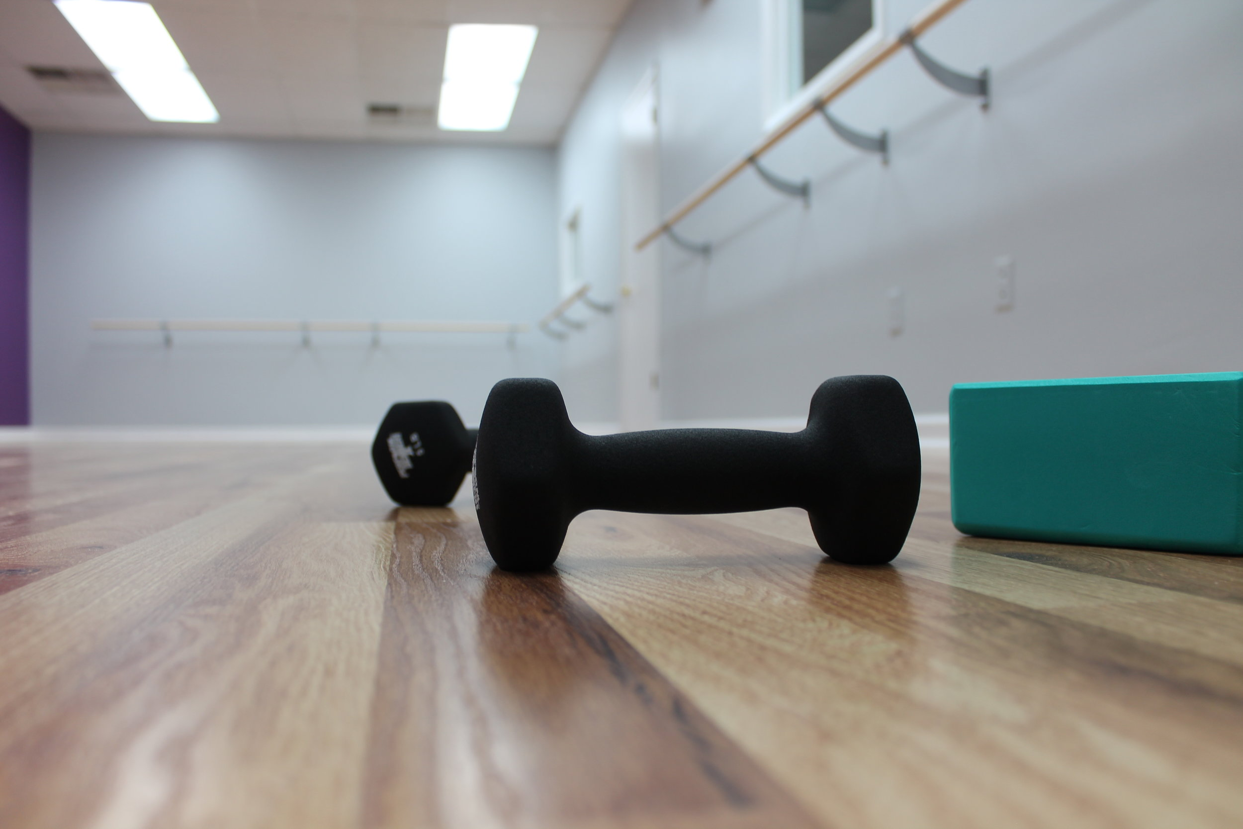Classes  Our fitness classes are fun, challenging and limited to 10 people.