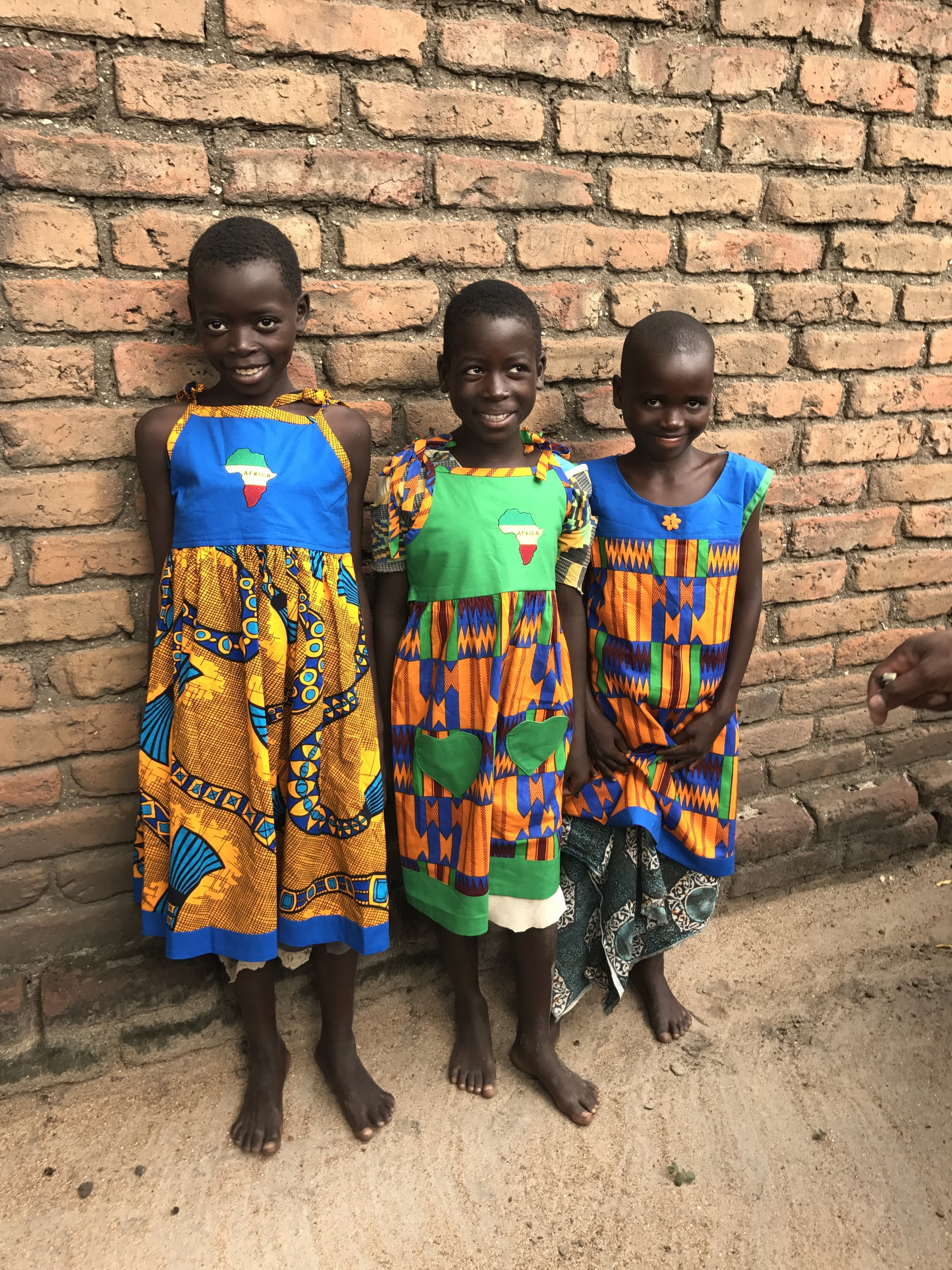 New Gallery — Little Dresses for Africa