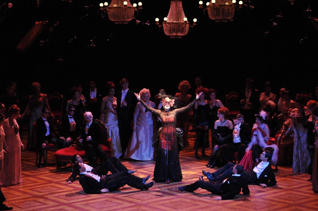 Die Fledermaus, Opéra National du Rhin