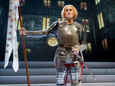 Giovanna d'Arco, Theater Bonn
