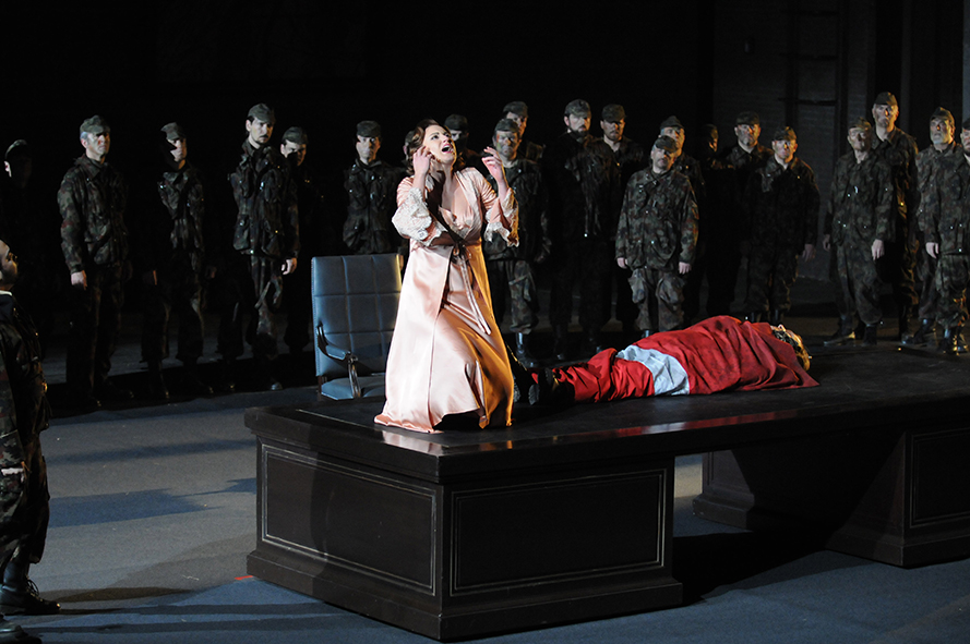 Götterdämmerung, Gran Teatro del Li