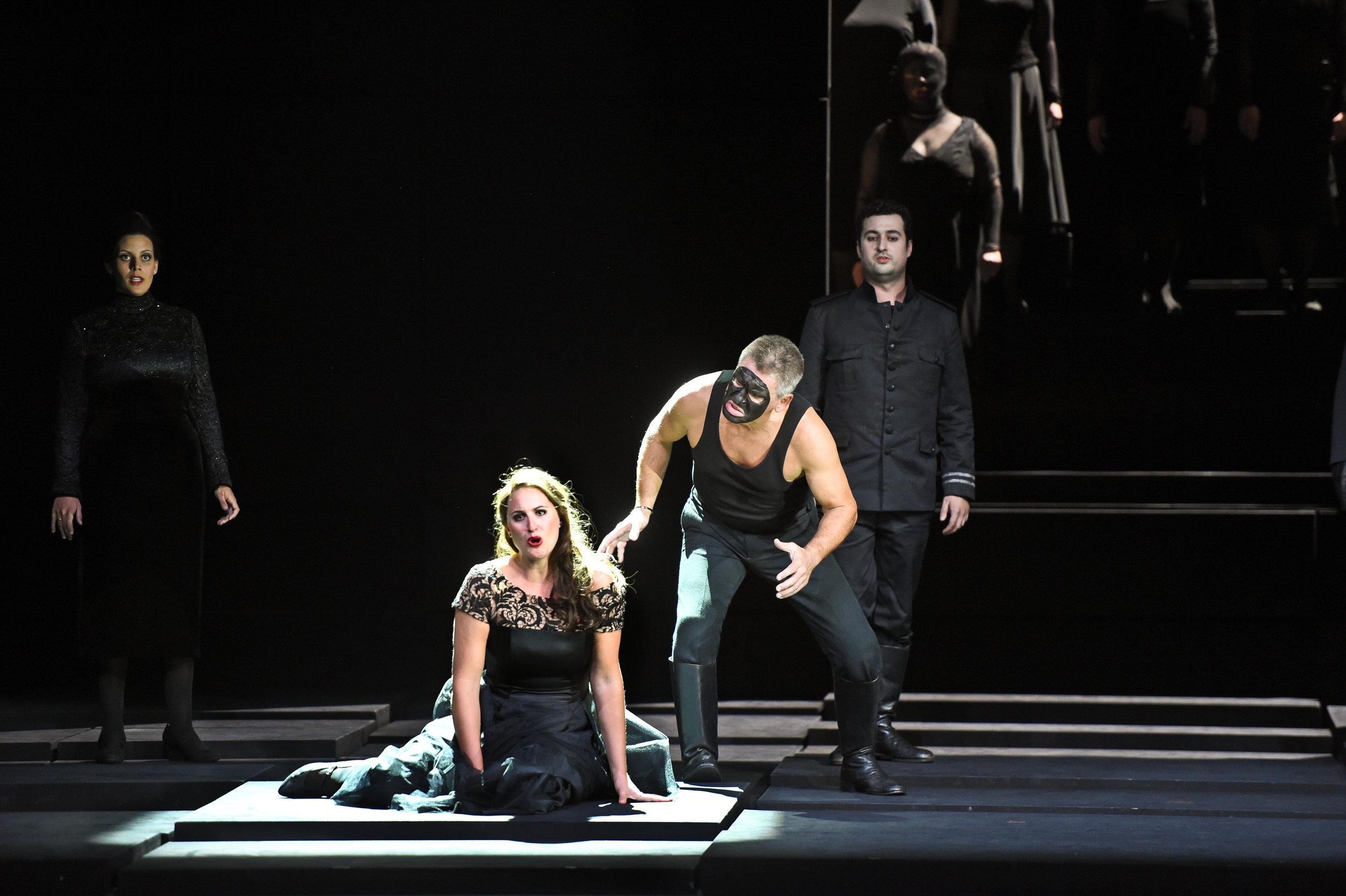 Othello, Deutsche Oper am Rhein