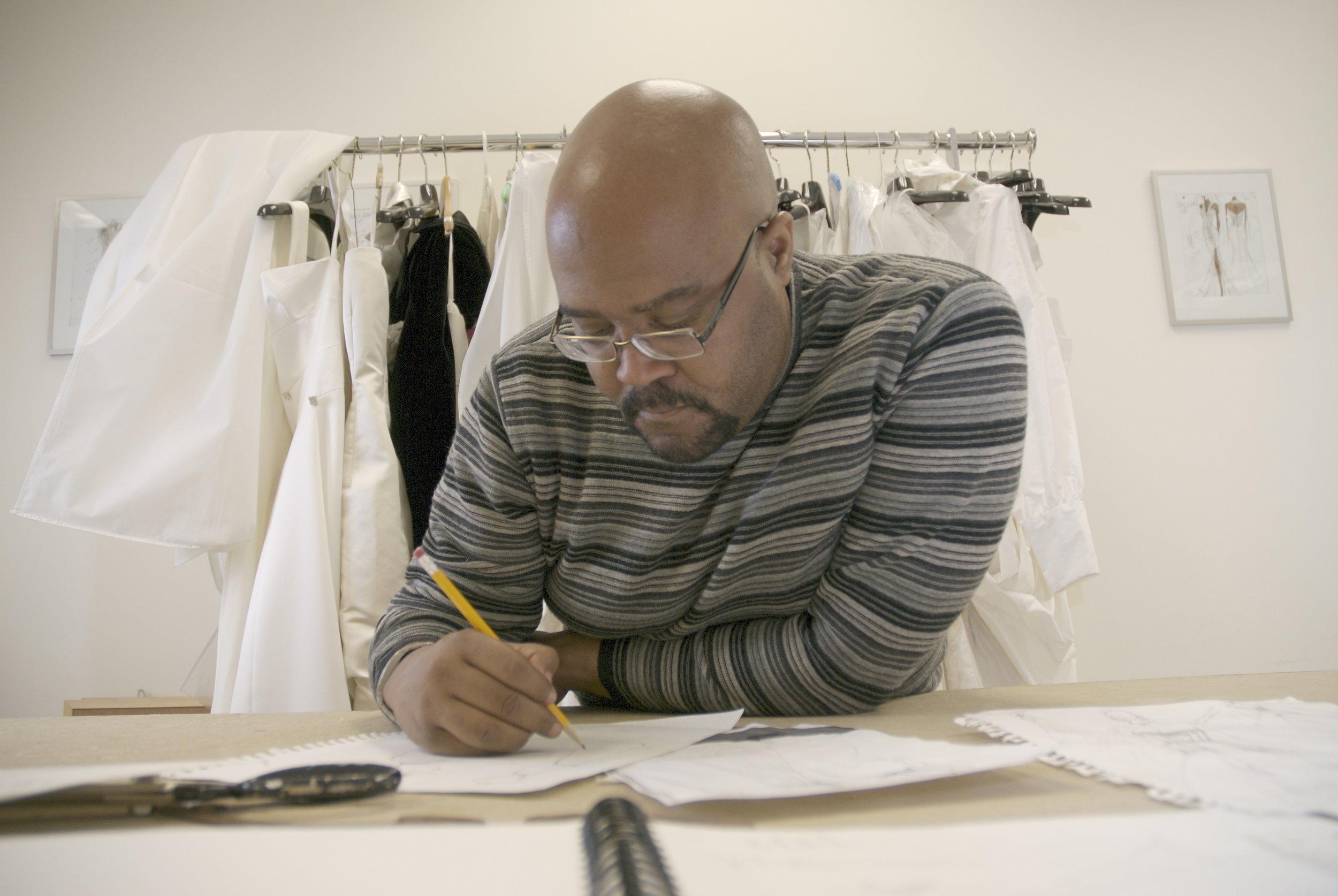 Jean-Ralph Thurin, Chief Designer