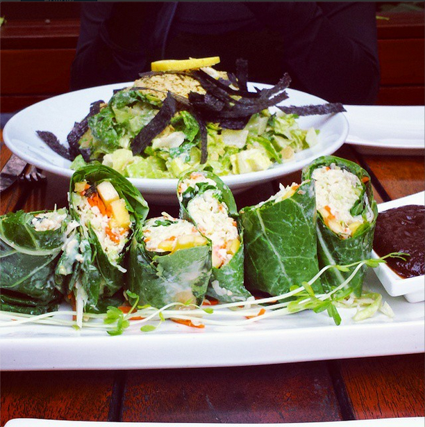 Raw Vegan Lunch NYC