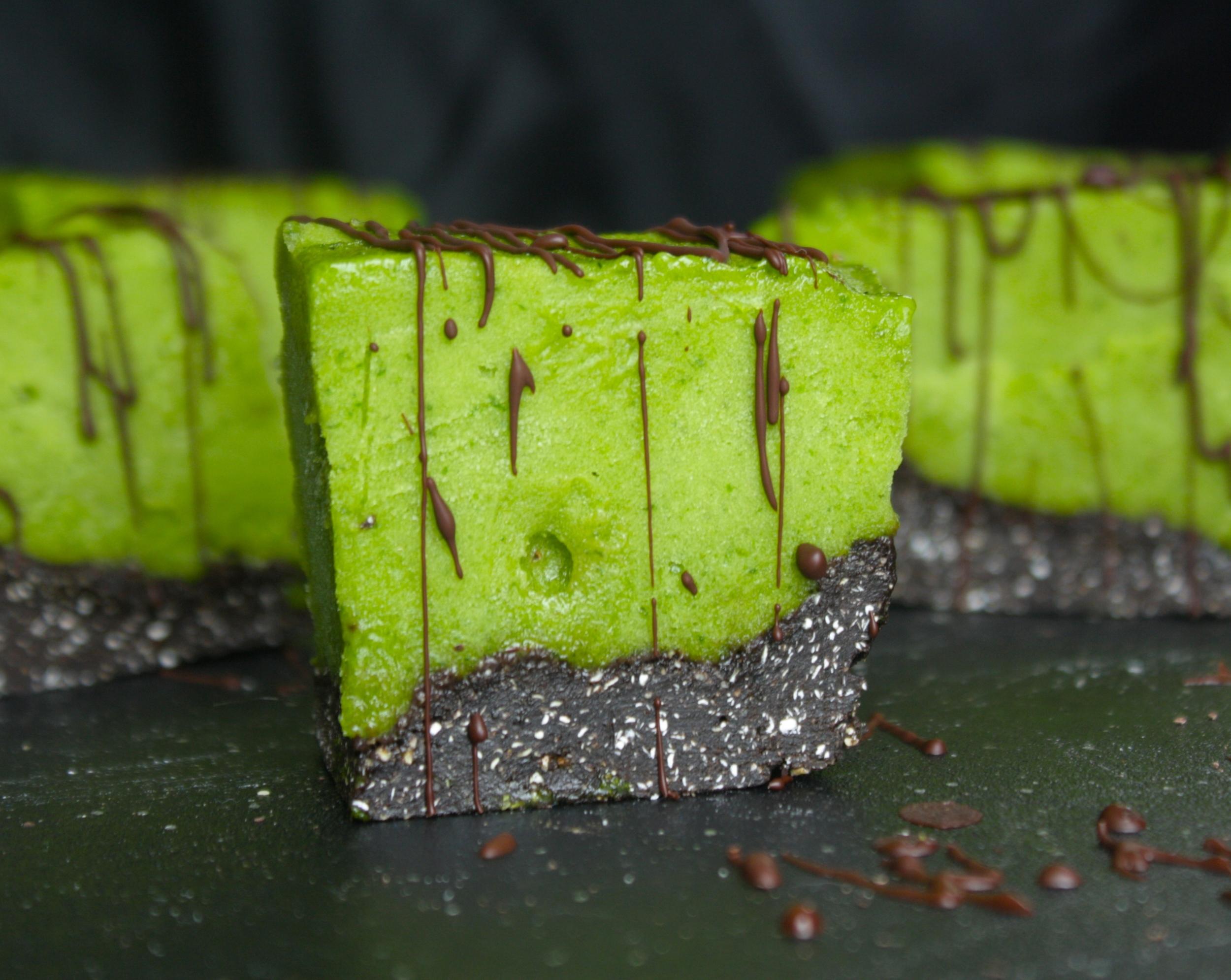 Green Vegan Dessert Recipes