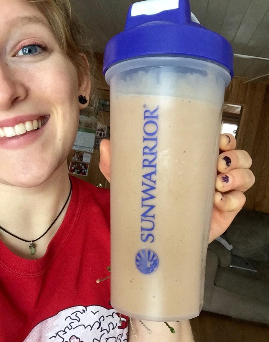 Sunwarrior Protein Shake Recipe