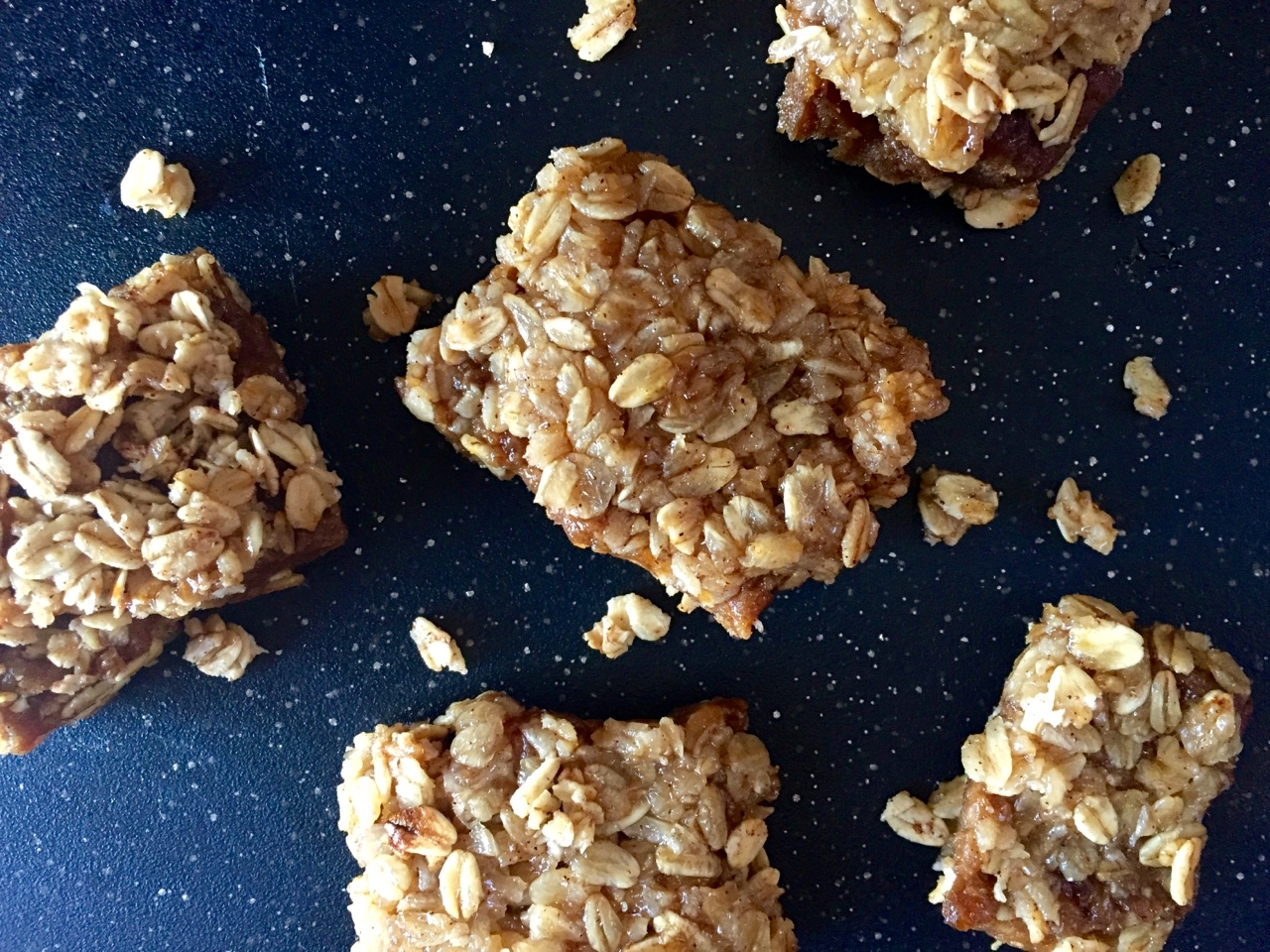 Gluten Free Vegan Granola Bars