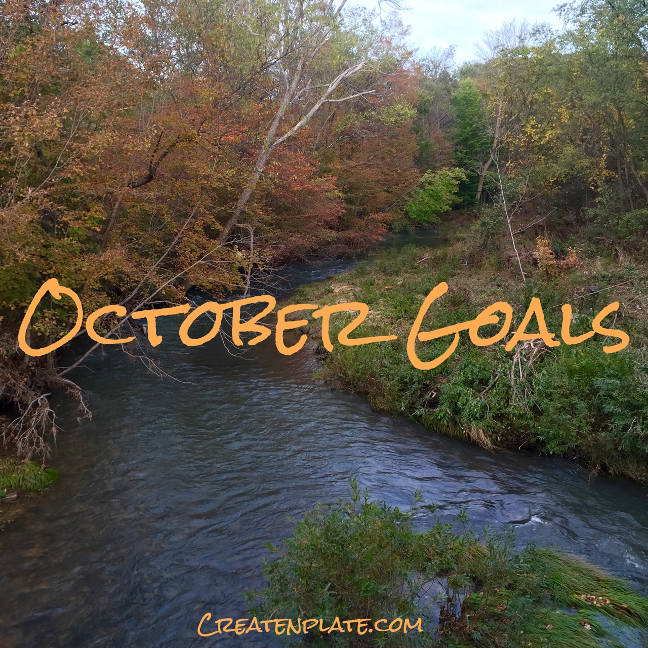 Goal Setting Monthly