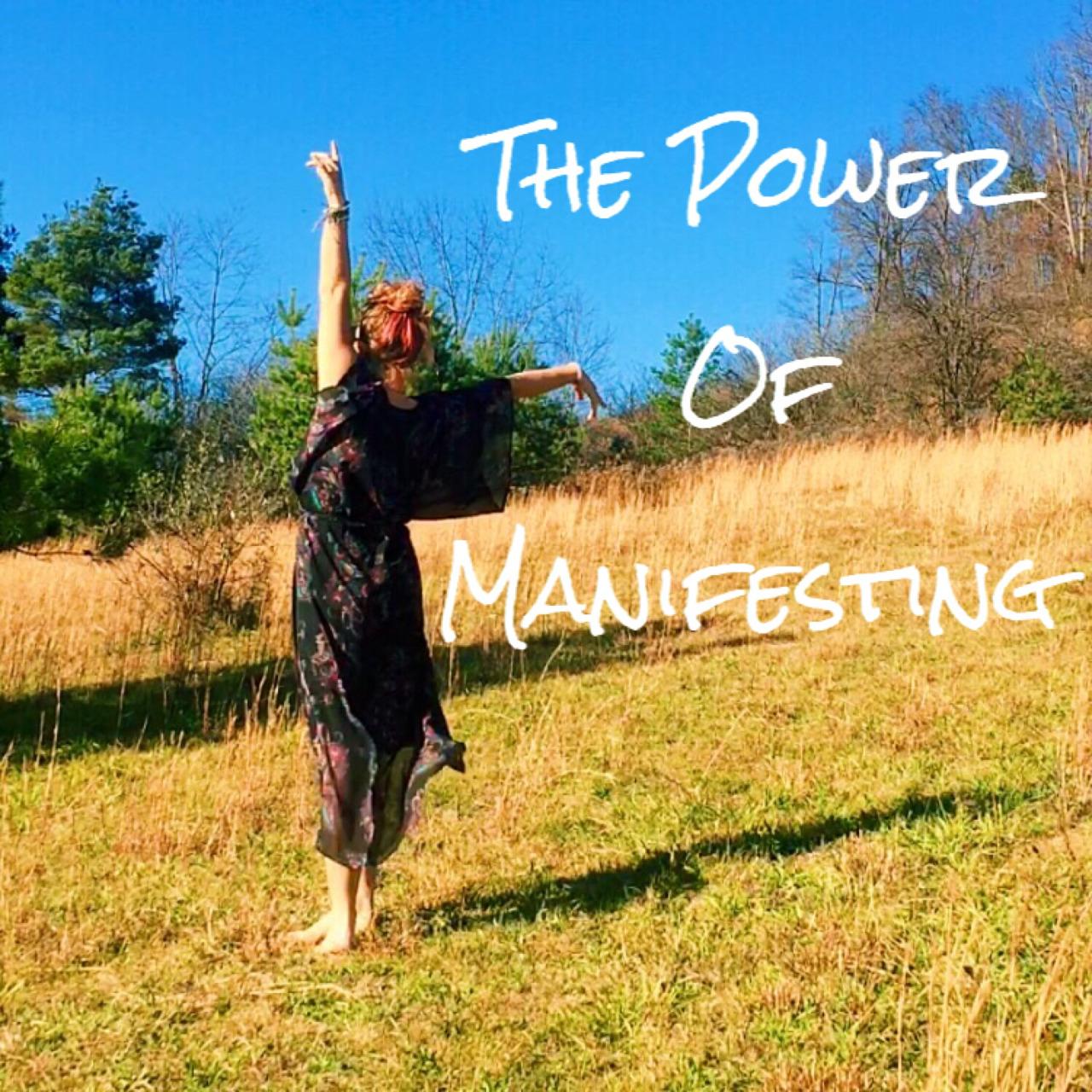 Manifesting Does Work